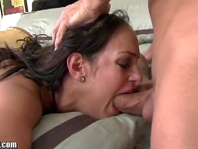 Throated Compilation be worthwhile for best facefucks and throatfucks