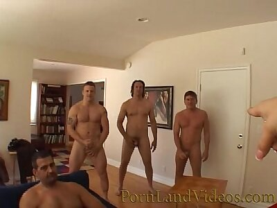 gangbang bitch sucking 4 big cocks cumshot beyond everything a  face