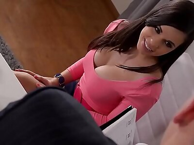 Ultra Sexy Fat tits Pornstar Nekane Hardcore Fucked in the Office!